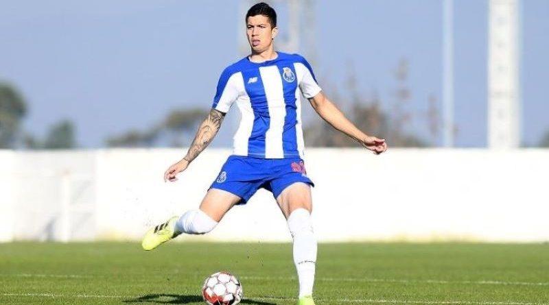 Paranavaiense Diego Landis defendeu o FC Porto, no Campeonato Português