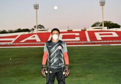 """Após sete anos, goleiro """"Mim"""" está de volta ao Atlético Clube Paranavaí"""