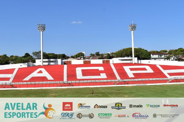 Atlético Paranavaí não está realizando avaliações