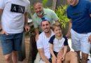 Danilo Avelar recebe apoio da família
