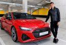 Elenco do Real Madrid recebe carros de luxo de presente