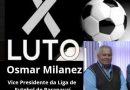Falece Osmar Milanez, vice da Liga de Paranavaí