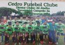 Recordando/Cedro/2014