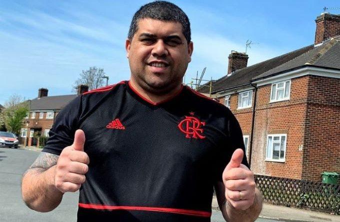 """""""Robão"""" fez dois gols pelo PAC contra o ACP, reside hoje na Inglaterra"""