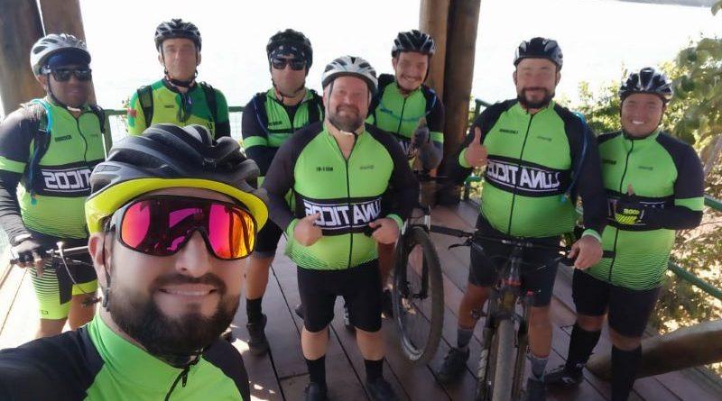 """Longão de 101.82 km da equipe """"Lunáticos"""""""