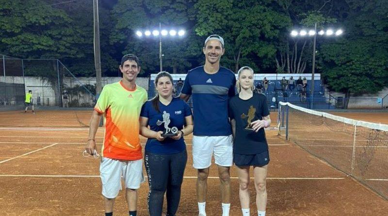 """Os melhores da """"Copa Vasco de Tênis"""" no Harmonia Country Club"""
